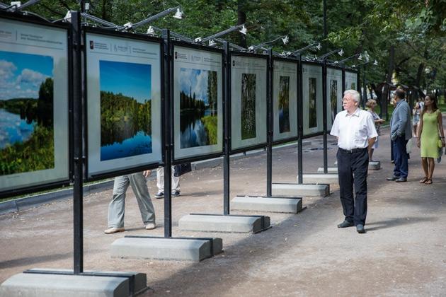 Фотовыставка на гоголевском бульваре сегодня