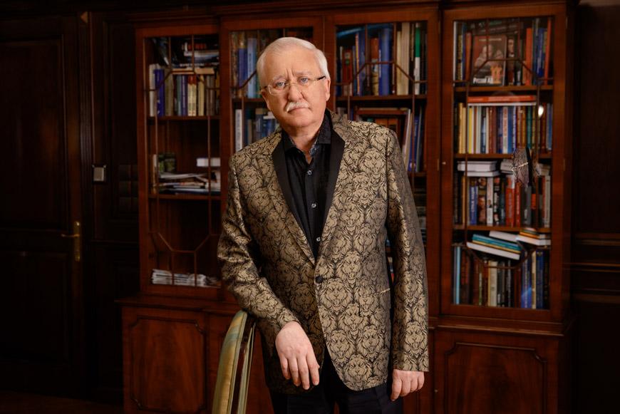 Основатель холдинга «Социум» Игорь Ашурбейли