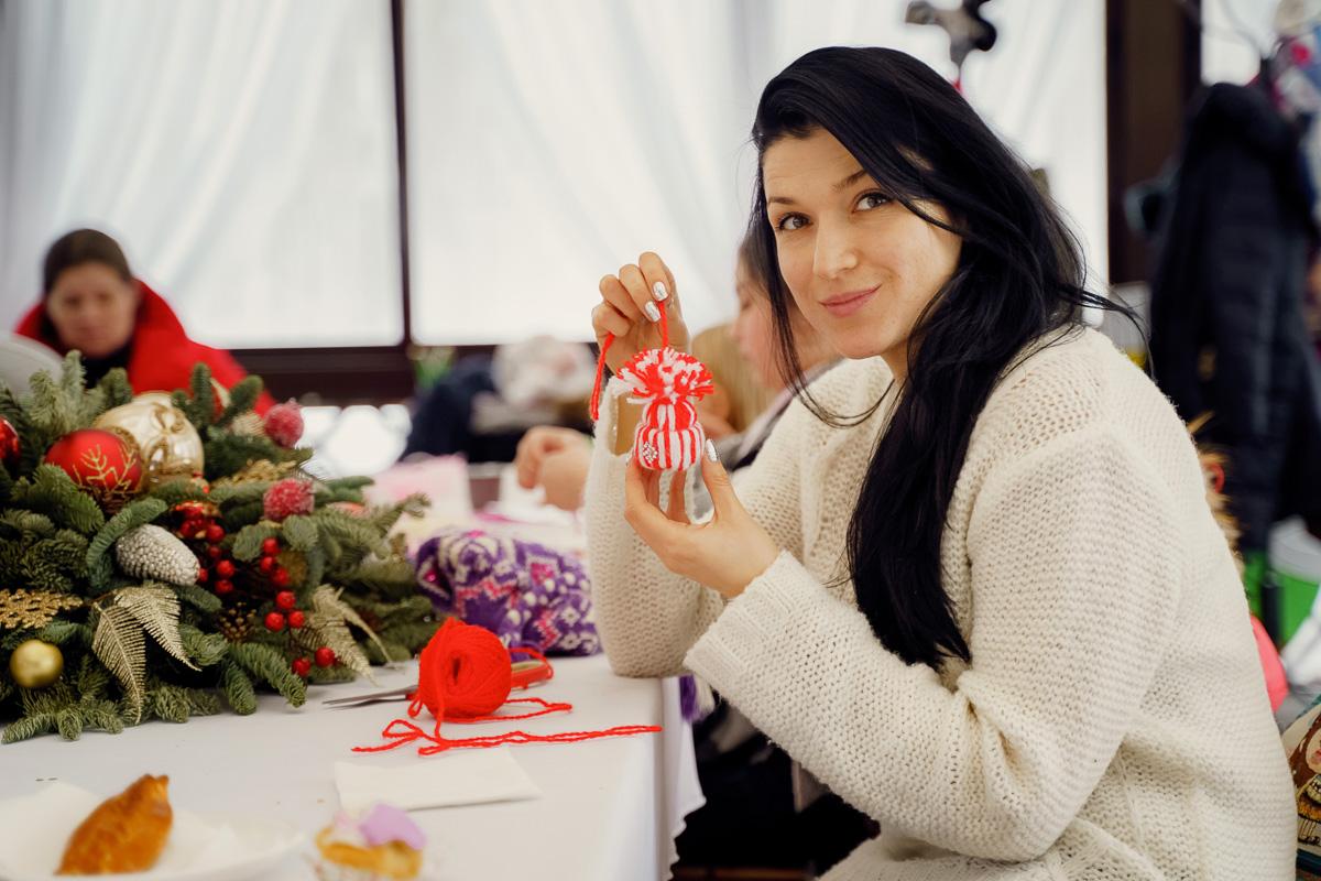 Алина Контарева, президент центра помощи многодетным семьям «Многомама»