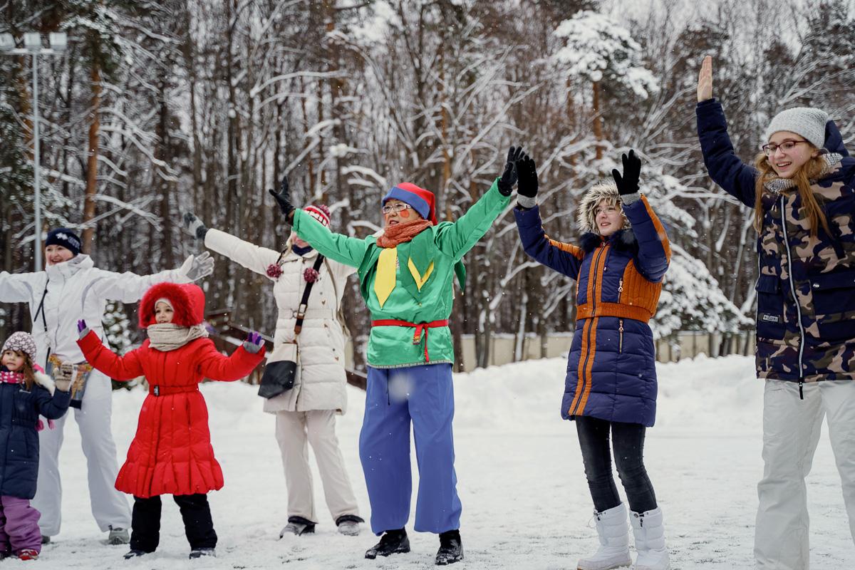 Рождественский праздник для детей в Обители святой Елисаветы в Покровском-Стрешневе