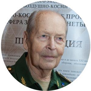 Председатель Объединённого совета Союза ветеранов Войск ПВО Анатолий Хюпенен