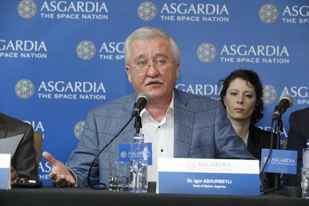 Игорь Ашурбейли признал парламентские выборы Асгардии состоявшимися