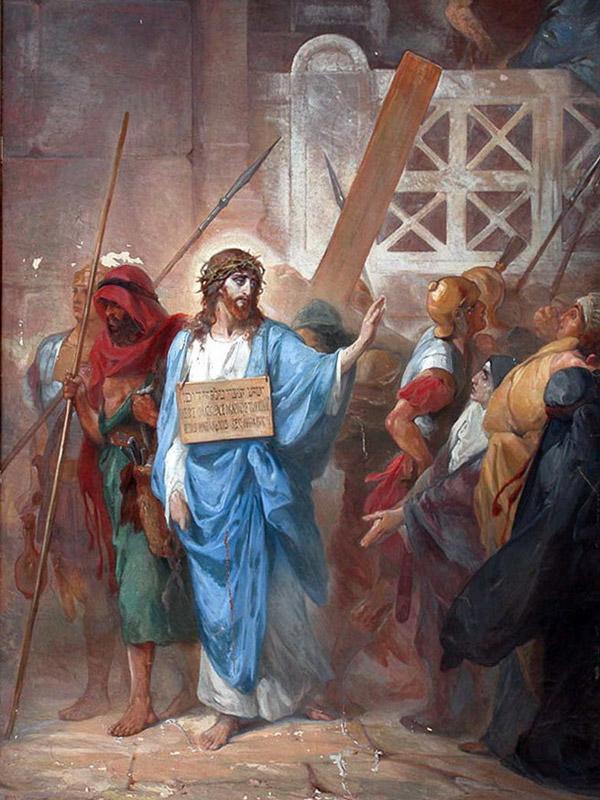 Внутреннее убранство Александровского подворья. Не плачьте, дщери Иерусалимские! Фото: wikipedia.org, Nikolay Koshelev