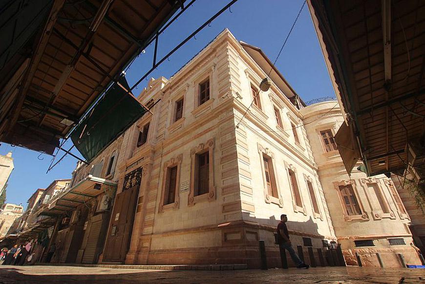 Церковь Святого Александра Невского. Фото: wikimedia.org, معتز توفيق اغبارية